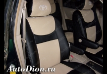 autodion авточехлы для toyota hightlander 1 xu20